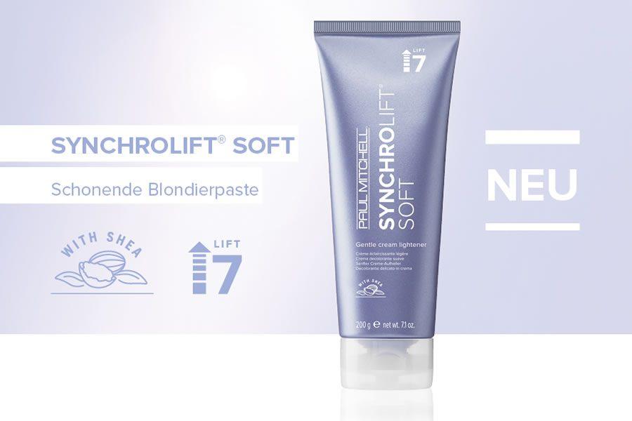 SynchroLift® Soft - so sanft war Blondierung noch nie