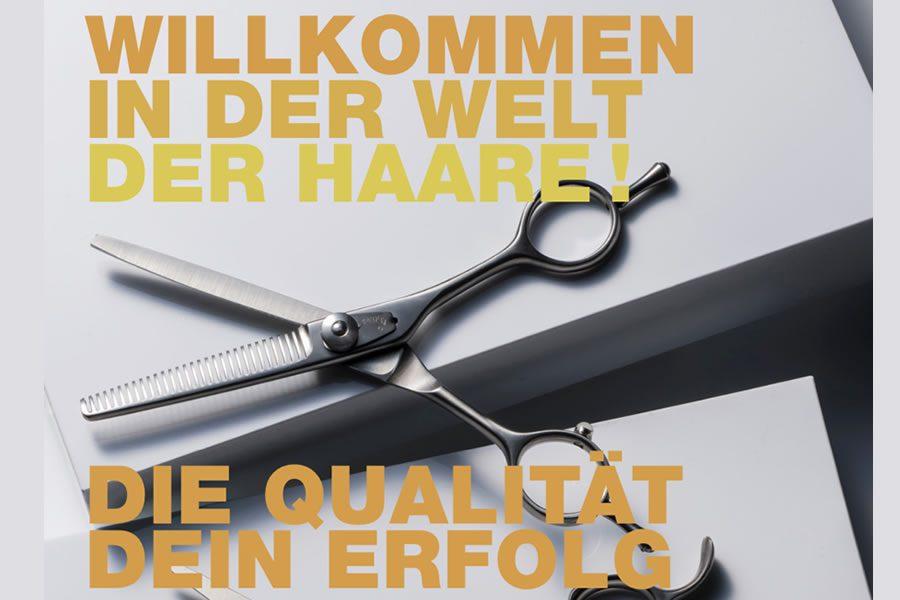 Excellent Edges präsentiert Scheren-Starterset für Friseurlehrlinge