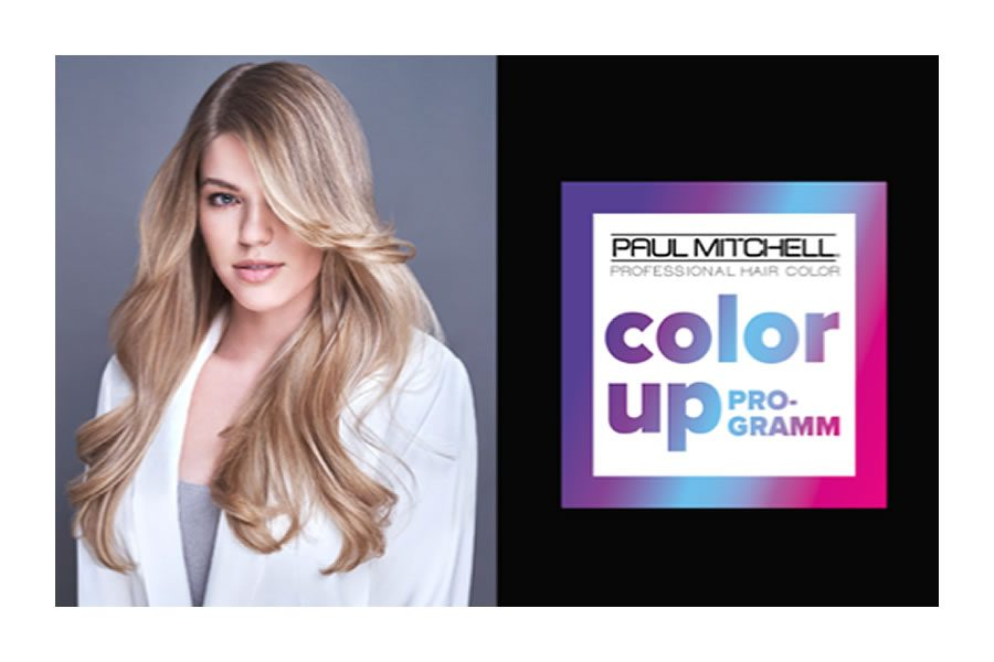 Paul Mitchell® Color Up Blondservices 2021