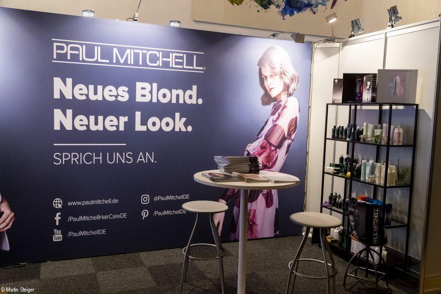 Paul Mitchell® begeistert Messebesucher in Österreich