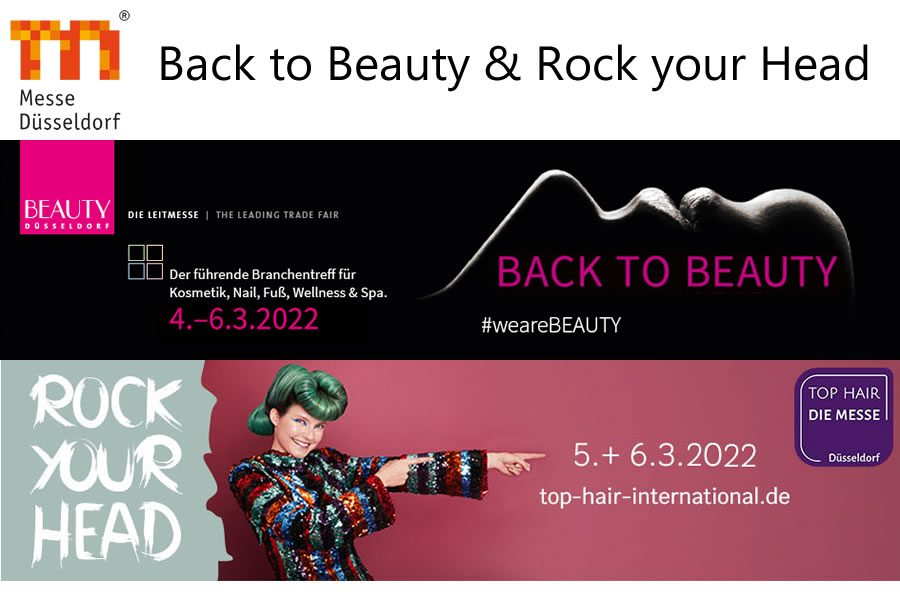 Back to Beauty & Rock your Head