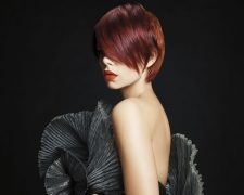 Origami Kollektion - Nina Style: Paul Mitchell® / Wild Beauty GmbH