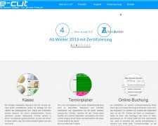e-cut - innovative und professionelle Salonsoftware: