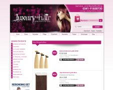 Luxury Hair Extensions: