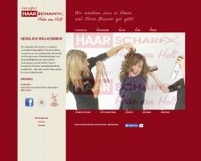 Intercoiffure HAARSCHARF:
