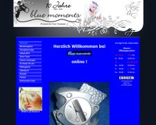 blue moments - Frisuren bei Sven Neumann - Bild