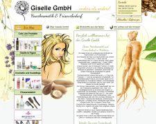 Giselle GmbH Friseurbedarf und Haarkosmetik.de - Bild