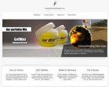 Fitters :: Styling-Gel / Das Haargel für Friseure - Bild