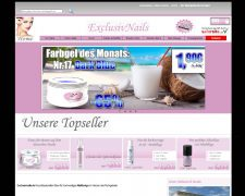 Exclusivnails Nagelbedarf: Kosmetik, Nails