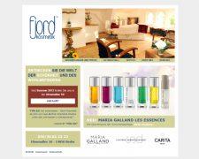 fjord - kosmetik - Bild