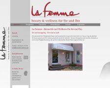 La Femme Kosmetikinstitut und Tagesschönheitsfarm - Bild