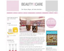 Beauty and Care: Kosmetik