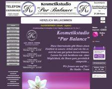 Kosmetikstudio Pur Balance - Bild