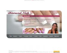 DIAMOND NAILS: Nageldesign