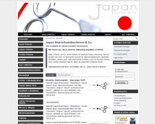 Hans-Jürgen Hiller GmbH - Japan Haarschneidescheren  Co - Bild