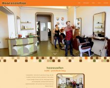 Friseur Haareszeiten - Bild