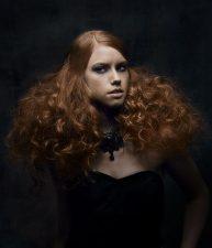 Frisuren-Trends 2 - Dark Elements
