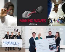 Wella und UNICEF setzen Making Waves fort: News, Szene