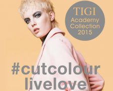 TIGI ACADEMY COLLECTION 2015: TIGI® Haircare GmbH