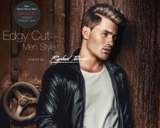 Edgy Cut Men Style - Moser Primat Collection - Trendlook 2015: Step-by-Step - Anleitungen