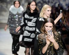 TIGI MEETS LIBERTINE AT NEW YORK FASHION WEEK AUTUMN/ WINTER 2015: News, Szene