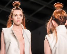 Pearly Wong - Mercedes Benz Fashion Week 2015: Fashion Week - aktuelle Mode- und Frisurentrends