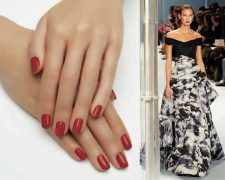 Get the Look: Carolina Herrera: Nails, Handpflege
