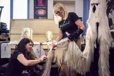 Frisuren-Trends 10 - Charlie Le Mindu präsentiert neue Haute Coiffure-Kollektion A Male Gaze im Crazy Horse