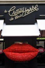 Frisuren-Trends 2 - Charlie Le Mindu präsentiert neue Haute Coiffure-Kollektion A Male Gaze im Crazy Horse