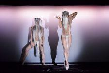 Frisuren-Trends 3 - Charlie Le Mindu präsentiert neue Haute Coiffure-Kollektion A Male Gaze im Crazy Horse