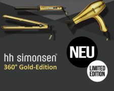 Golden Glamour Styling - Bild