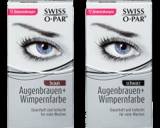 Augenbrauen- und Wimpernfarbe von SWISS O PAR - Bild