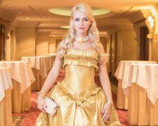 Cathy Lugners glamouröser Auftritt am Wiener Opernball ... - Bild