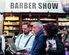 Its a Mans World - 1o1BARBERS Show - Bild