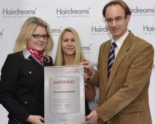 Hairdreams erneut als Leitbetrieb Austria ausgezeichnet - Bild