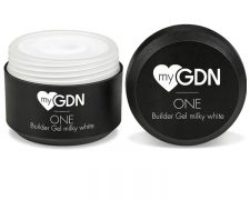myGDN ONE Builder Gel milky white: Nails, Handpflege