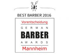 German Barber Awards 2016 - Vorentscheidung Mannheim: