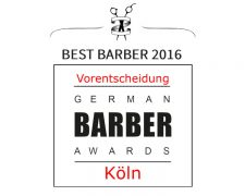 German Barber Awards 2016 - Vorentscheidung Köln: