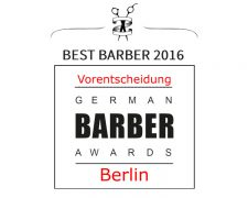 German Barber Awards 2016 - Vorentscheidung Berlin: