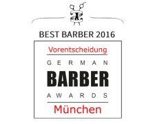 German Barber Awards 2016 - Vorentscheidung München - Bild