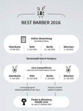 5 | German Barber Awards 2016 - Vorentscheidung München