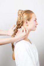 Frisuren-Trends 5 - Wiesn-Flechtkranz - Frisur für das Oktoberfest 2016