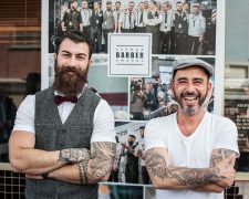 Zwischenstand - German Barber Awards 2016: