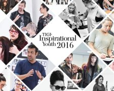 TIGI Inspirational Youth 2016: