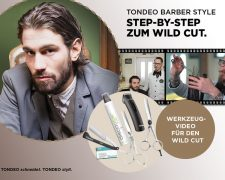 WILD CUT STYLE: TONDEO