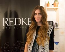 pH-BONDER mit THEREDKEN5 Bloggerin Lisa Fiege: Haarpflege, Treatment