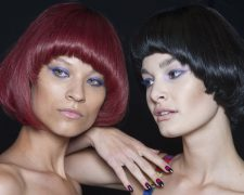 Wella Professionals @ New York Fashion Week: Der Look von Jeremy Scott: