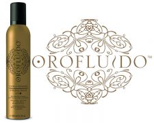 Glanzvolle Locken: Orofluido Curly Mousse: