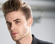 Hair Styling for Men - Back to the 50s:
