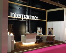 Friseur-Magazin Interpartner auf der Messe Beauty Live in Kalkar